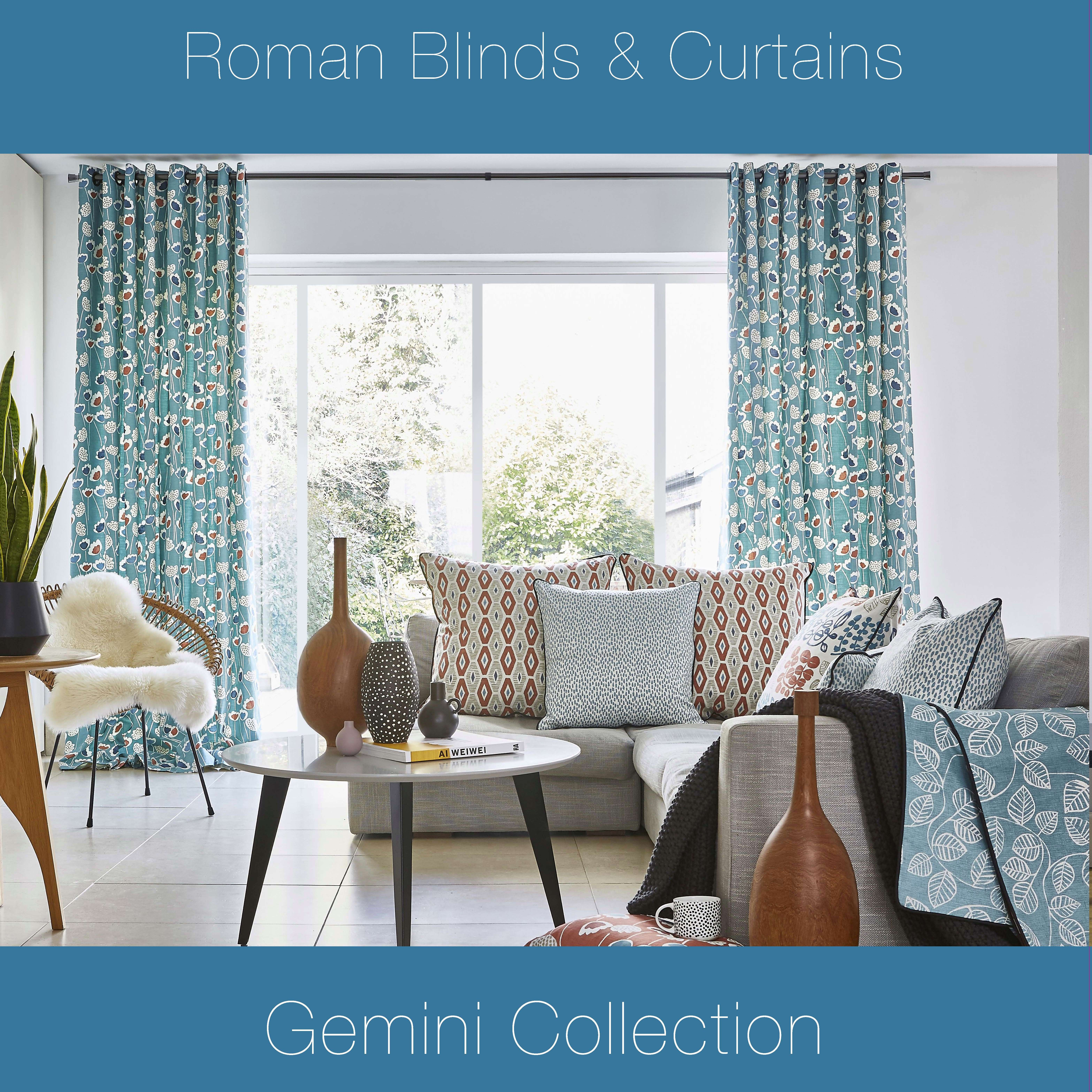 Introducing our new fabric book Gemini!
